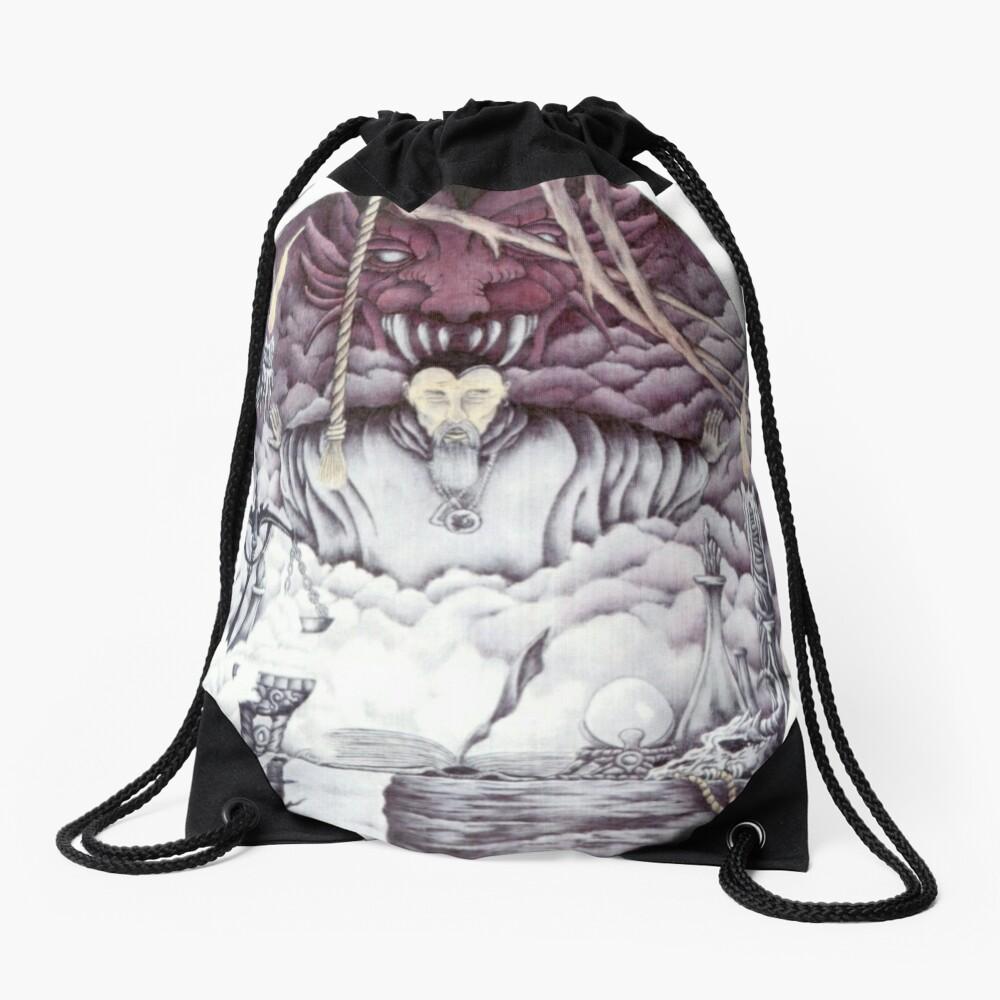 Warlock. Drawstring Bag