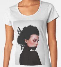 Olyv Premium Scoop T-Shirt