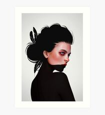 Olyv Art Print