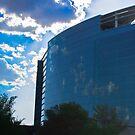 M Resort Casino during sunset, Las Vegas, Nevada by Henry Plumley