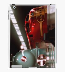 Santa Fe Streamliners iPad Case/Skin
