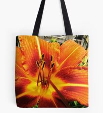 Day Lily For AndreaEL Tote Bag
