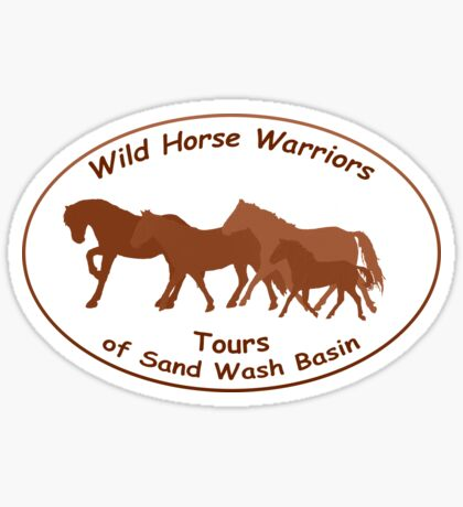WHW Tours Glossy Sticker