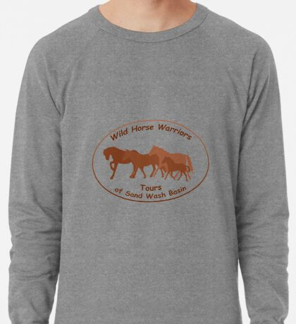 WHW Tours Lightweight Sweatshirt