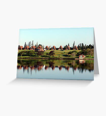 Lake Milo Greeting Card