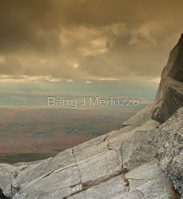 White Mountains  by Barry J Merluzzo