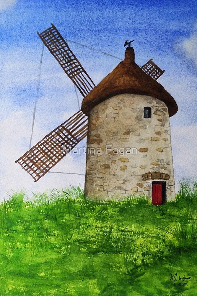 Skerries Mill by Martina Fagan