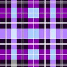 Purple Plaid by ragtagart