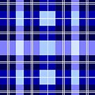 Blue Plaid by ragtagart
