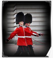Amazing London - London People - GUARDS - (UK) Poster