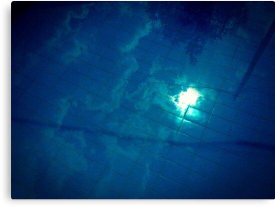 Blue Oblivion by Josephine Pugh