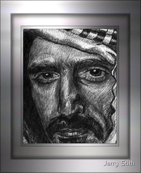 Frank Zappa by Jerry  Stith