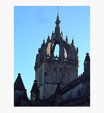 High Kirk Edinburgh Photographic Print
