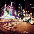 Radio City New York by Chris Muscat