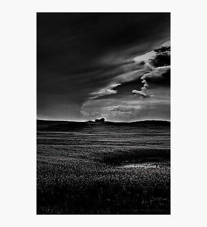 Stormy Daze Photographic Print