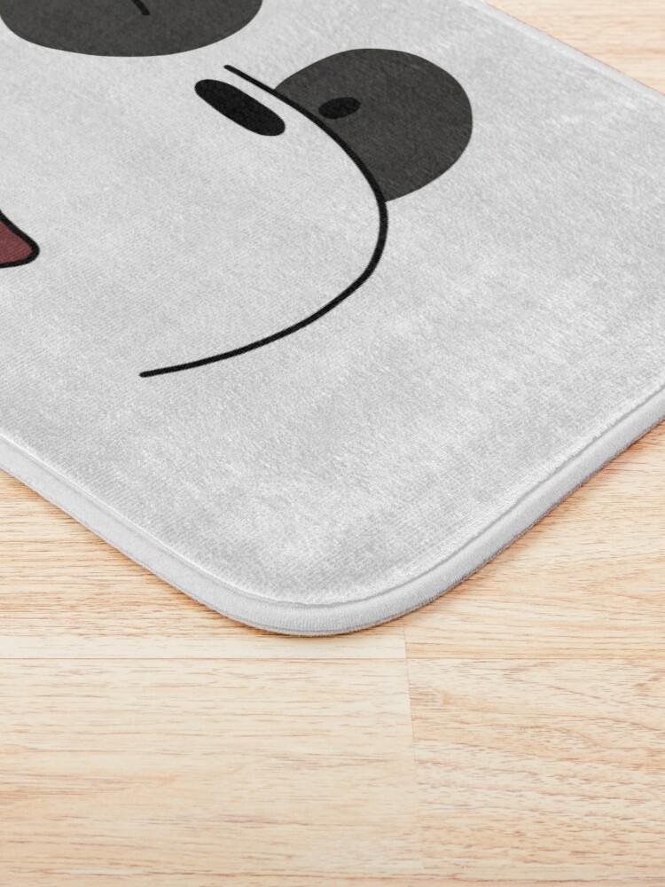 Alternate view of Panda - We Bare Bears  Bath Mat