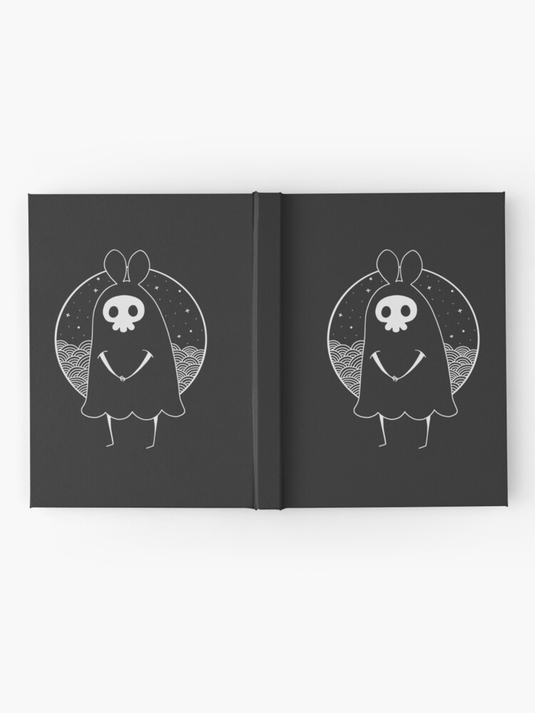 Alternate view of Death Bunny a Hardcover Journal