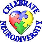 Celebrate Neurodiversity by bmgdesigns
