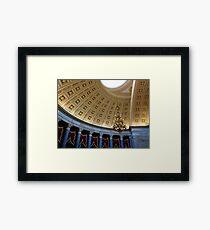 National Statuary Hall Framed Print