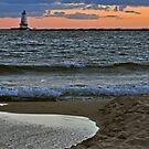 Ludington, Michigan by Sandra Guzman