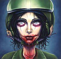 I Said Stand Down Private! by Patrick Fatica