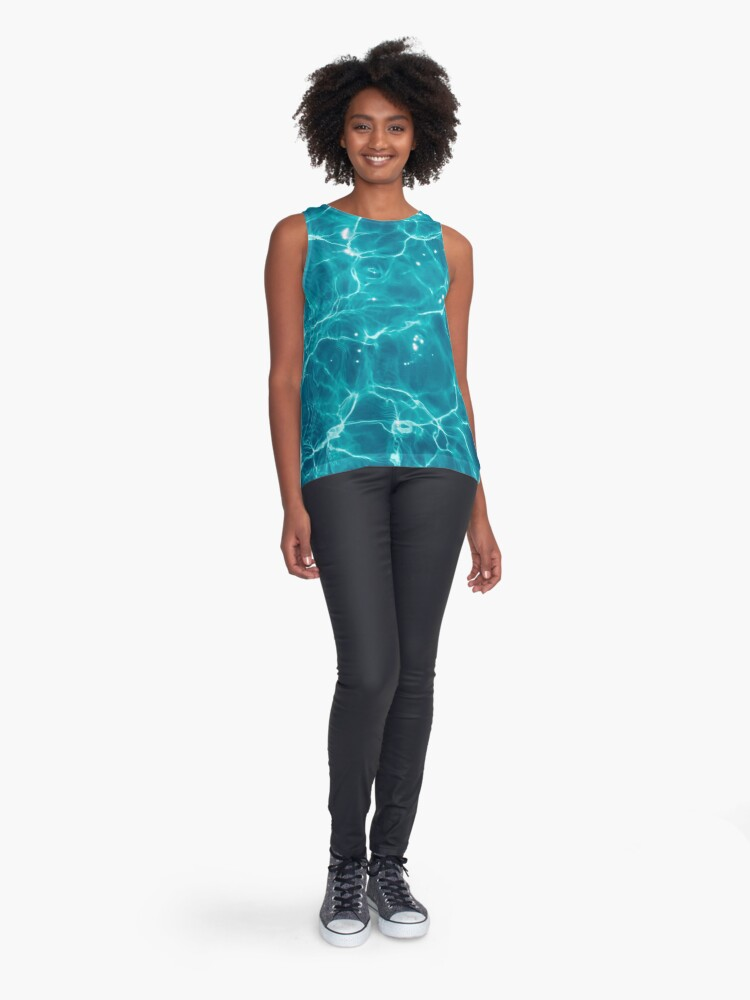 Alternate view of Water - Elements Sleeveless Top