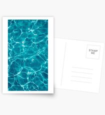 Water - Elements Postcards