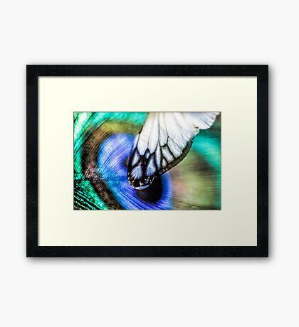 Sublime Spell Framed Print