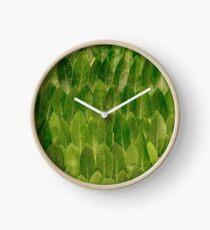 Leaves - Nature Clock