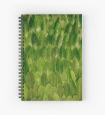 Leaves - Nature Spiral Notebook