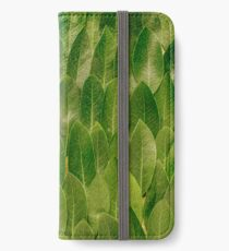 Leaves - Nature iPhone Wallet/Case/Skin