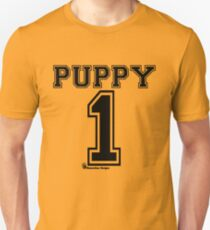 Puppy 1 by MancerBear T-Shirt