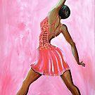 Rose by Sharon Elliott-Thomas