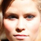 Jennifer Fitzgerald model shots by David Petranker