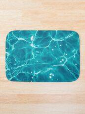 Water - Elements Bath Mat