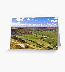 North York Moors Greeting Card