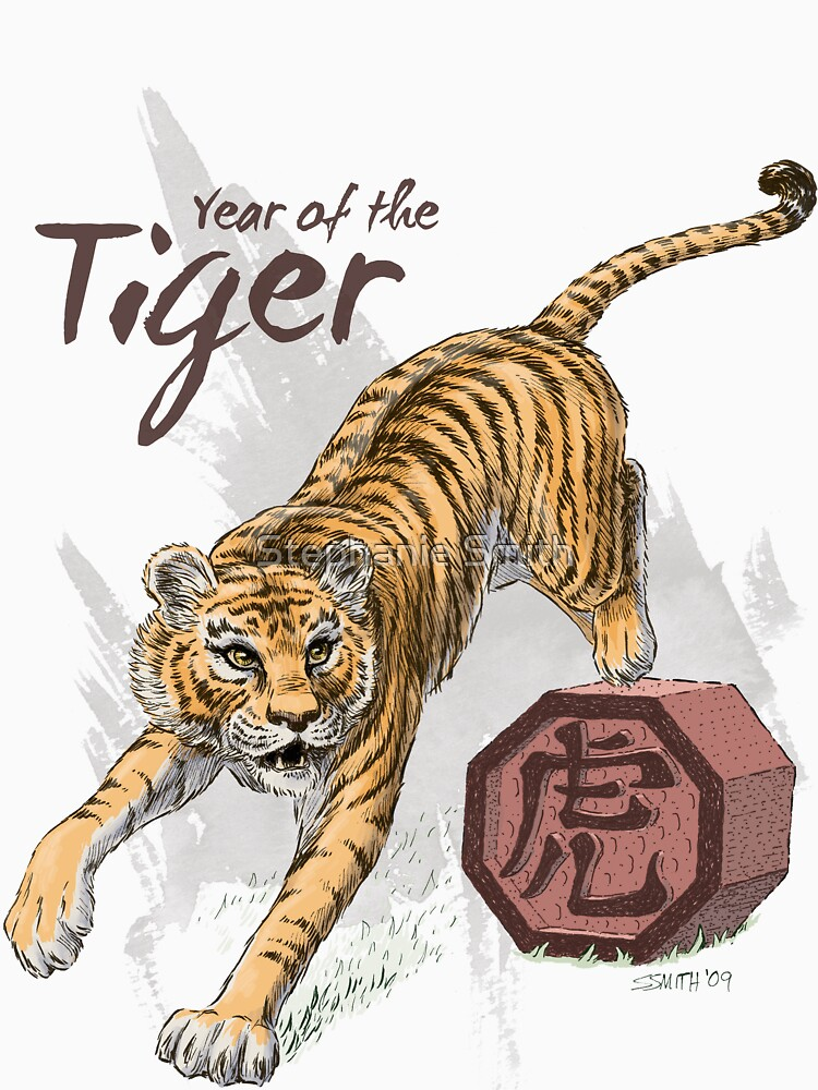 Year of the Tiger by Stephanie Smith by stephsmith