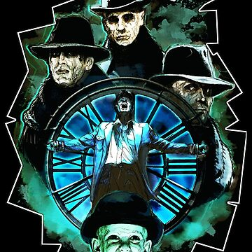 DARK CITY: THE STRANGERS by Littledeviltees