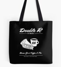 Double R Diner - Twin Peaks Tote Bag