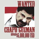 El Chapo Wanted by TheBeksor