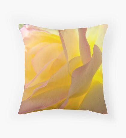 sumptuous beauty Throw Pillow