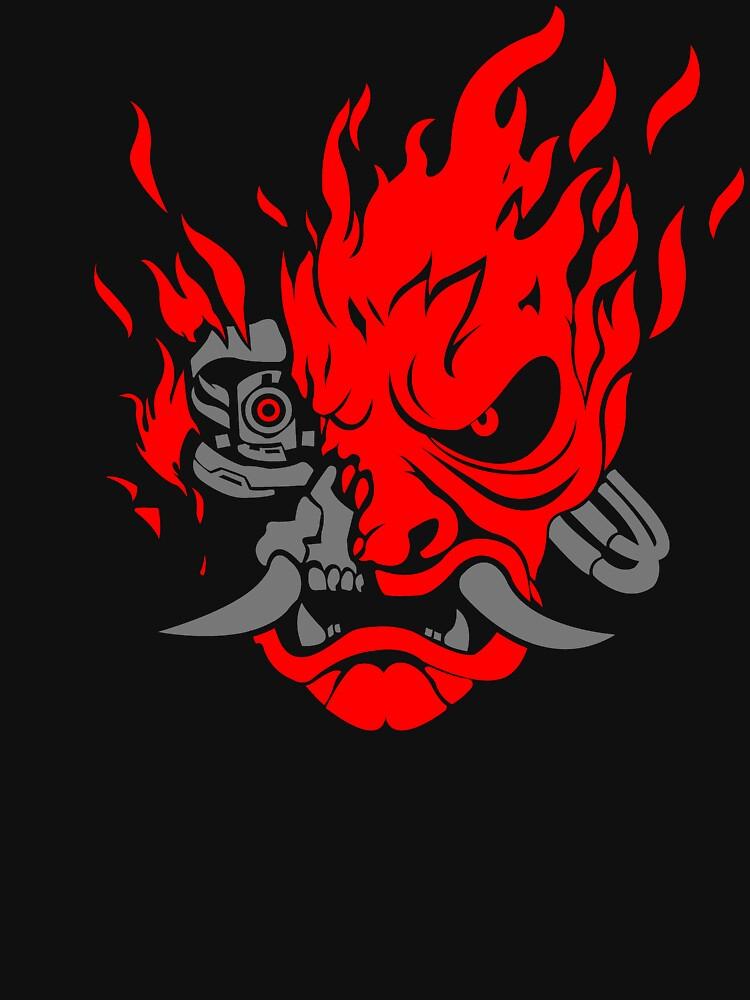 Cyberpunk 2077 - Samurai Dämon von Red-Ocelot86
