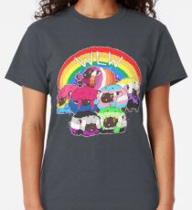 WooLooWoo Pride (All Wooloos) Classic T-Shirt