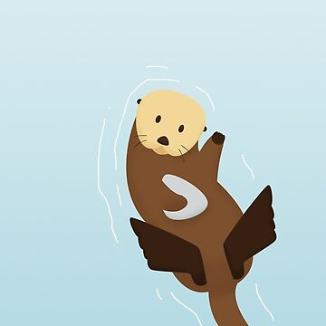 Hello, Otter! by arguellm