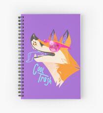 Cool Trash Spiral Notebook