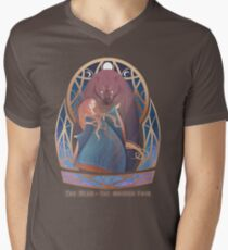 The Bear & The Maiden Fair V-Neck T-Shirt
