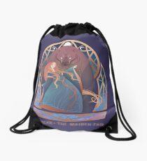 The Bear & The Maiden Fair Drawstring Bag