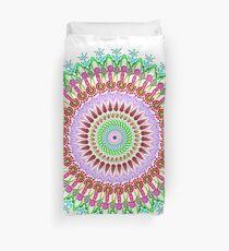 Full bloom Mandala Duvet Cover