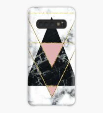 Geo glam marble Case/Skin for Samsung Galaxy