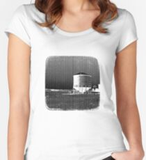 silo - TTV Women's Fitted Scoop T-Shirt